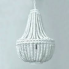 white wood bead chandelier white wood bead chandelier photo of wooden beaded chandelier white wood bead