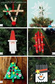 kid craft gifts for christmas. 6 popsicle stick christmas ornaments you can make with your kids kid craft gifts for