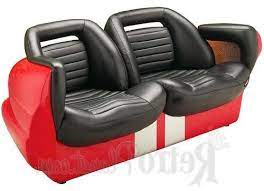 Dodge Viper Couch Man Cave Furniture Man Cave Design Garage Furniture