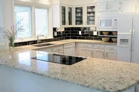 Small Picture 3 Common Kitchen Counter tops Granite Quartz and Solid Top