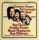 Country Goes to Carnegie Hall: Live