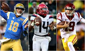 Usc 2018 Depth Chart Pac 12 Pre Spring Quarterback Depth Chart Breakdown Ranking