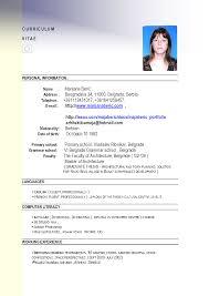 Amazing Resume Format Malaysia Photos Simple Resume Office