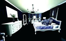Black Silver White Bedroom Black White And Silver Bedroom Designs ...
