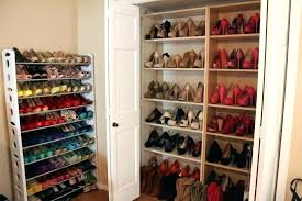 large size of shoe racks for closet floors shelf height floor amazing storage box home design