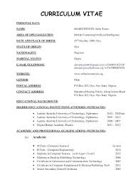 Most Recent Resume Format Most Professional Resume Format Ideas Most