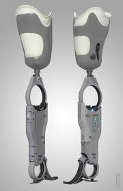 Prosthetic Design Artstation Prosthetic Leg Designs Joshua Cotter