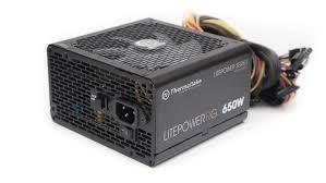 Обзор <b>блока питания Thermaltake Litepower</b> RGB 650W | Блоки ...