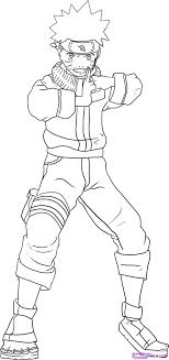 Dessin De Coloriage Naruto Imprimer Cp18970