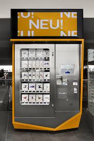 Design A Vending Machine Delectable Berlinomat's Design Vending Machine TheGRID