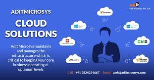 Cloud Computing Service Cloud Solutions Ahmedabad India