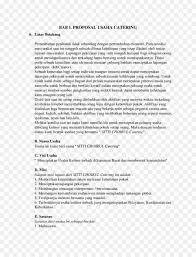 Resume Sous Chef Template Cover Letter Kerjasama Png Download