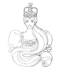 Barbie Coloring Pages Sheets Colouring To Print Advanced Page Free
