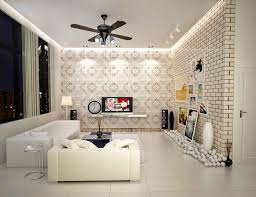 Small Picture Home Wallpaper Designs For Living Room In India Living Room