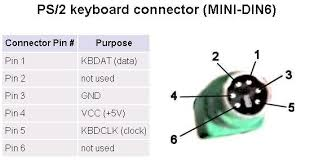 ps2 to usb windows forum spiceworks Ps2 Keyboard Wiring Diagram Ps2 Keyboard Wiring Diagram #2 ps2 keyboard wiring diagram color