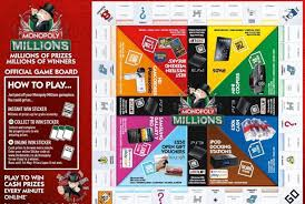 stick the mcdonald s monopoly tiles onto your board to win prizes image mcdonald s