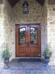 elegant double front doors. Innovative Elegant Double Front Doors With Wooden A