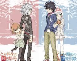 Index Light Novel Http Images6 Fanpop Com Image Photos 35200000 To Aru