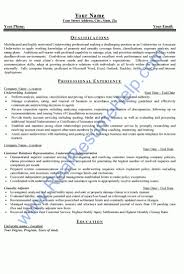 Sample Insurance Underwriter Resume Warehouse Manager Sample Resume  intended for Underwriter Resume