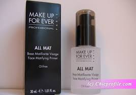 i have an oily plexion so a matifying primer is a must for me and i ure you that the effects of using a face primer before you apply the foundation