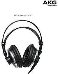 <b>AKG K271</b> Over Ear Closed Back Headphones: Amazon.co.uk ...