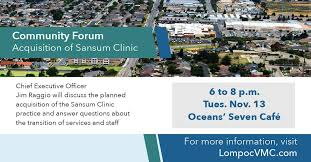 My Chart Sansum Santa Barbara Questions And Answers About Lvmcs Acquisition Of Sansums