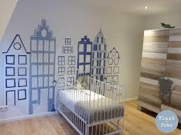 Delfts Blauwe Behang Huisjes 2
