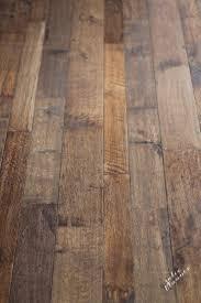 10 Ways to Make an Old Home Feel New. Rustic Hardwood FloorsHardwood Floor  Stain ...