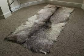 goat skin rug natural mixed goatskin rug goat skin rug ikea
