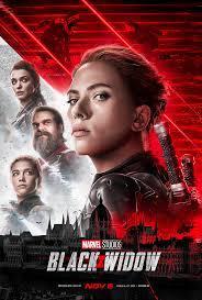 Black Widow Movie Poster by Mixo ...