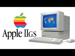 apple 2gs. lgr - apple iigs vintage computer system review 2gs