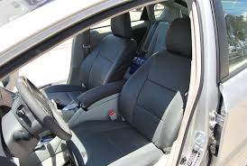 details about toyota prius 2007 2010 leather like custom seat cover