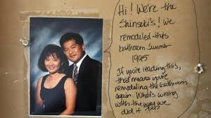 bathroom remodel san jose. Perfect San A San Jose Couple Remodeling Their Bathroom Uncovered A Hidden Message Left  Behind From The Homeu0027s Previous Owner Photo Credit ALEX MONNEY And Bathroom Remodel
