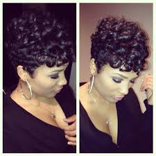 Cute curly short hairstyles ideas black women Natural Hairstyles Pretty Short Curly Hairstyle Pop Haircuts 22 Easy Short Hairstyles For African American Women Popular Haircuts