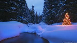 Winter Snow Desktop Wallpaper, Winter ...