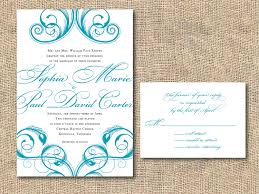 Beautiful Print Wedding Invitations Wedding Invitations Printing