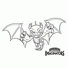 Leuk Voor Kids Skylanders Imaginators Kleurplaten