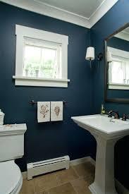 dark blue bathroom floor tiles