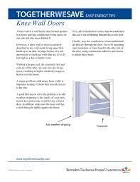 Insulate Knee Wall Door Foam Board Insulation Attic Hatch Lowes ...