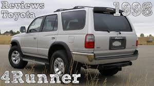Reviews Toyota 4Runner 1998 - YouTube