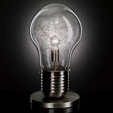 Giant Light Bulb Lamp Action Futura Giant Bulb Table Lamp Next Day Delivery Action