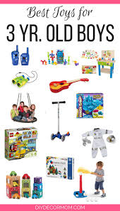 best toys for 3 year old boys Toys Year Old Boys They\u0027re Guaranteed to LOVE