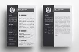 Modern Resume Template 2013 Modern Resume Template Design