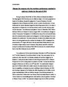 was the cold war inevitable a level history marked by discuss the reasons why the wartime conferences resulted in cold war rivalry by the