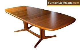 Scandinavian Teak Dining Room Furniture