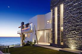 the waterside mansion is located in north beach a northern coastal suburb of perth in