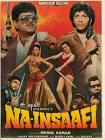 Anwar Khan (dialogue assistant) Na-Insaafi Movie