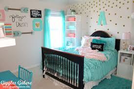c and aqua tween teenage girl bedroom ideas