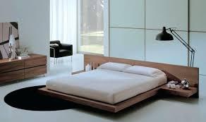 Floating Bed Frame Fancy Beds Suspended Floating Bed Light Wood Bed ...