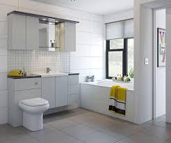 gloss gloss modular bathroom. Light Grey Gloss Slab Modular. MEREWAY BATHROOMS Modular Bathroom